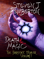 Death & Magic (The Barefoot Healer I)